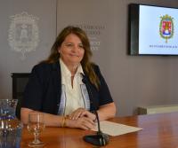 La concejala de Sanidad y Acción Social, Julia Llopis