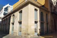 Fachada del Archivo Municipal de Alicante, en la calle Labradores
