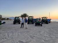 Refuerzo limpieza playas