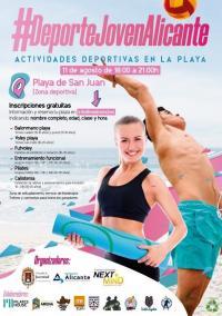 Deporte Joven Alicante