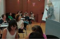 Escuela de Talento Femenino (archivo)