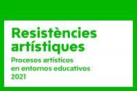 """Convocatoria. """"Resistències artistiques"""" CMCV"""