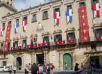 Imagen de archivo de la fachada del Ayuntamiento