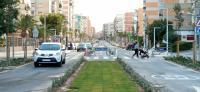 Avenida Padre Esplá _ apertura al tráfico rodado