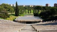 Obras Renovación Parque Lo Morant
