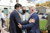 Barcala asiste en Mutxamel al homenaje a las víctimas de ETA