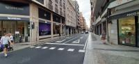 Reapertura calle Reyes Católicos