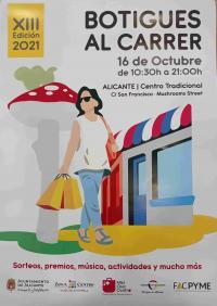 Alicante-Botigues al Carrer 2021