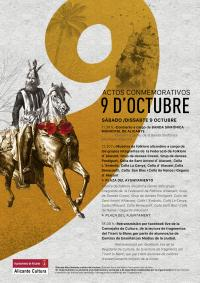 Actos conmemorativos 9 de octubre
