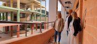 visita a las instalaciones del antiguo edificio de Coepa por De España, Nomdedeu y Hernández