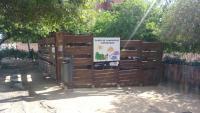 Punto compostaje comunitario Isleta (Perpetuo Socorro)