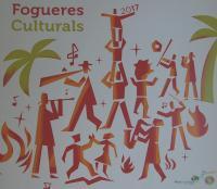 Cartel del ciclo Fogueres Culturals