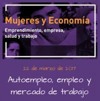 Conferencia Autoempleo, empleo y mercado de trabajo