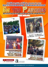 Actividades en Parques Municipales