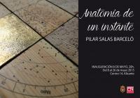 Exposición Arte Propuestas: 'Anatomía de un instante', por Pilar Salas