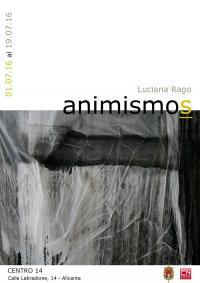 """exposición """"AnimismoS"""""""