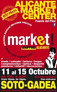 Feria de comercio Alicante Market Centre 2017