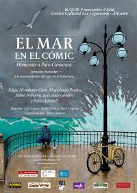 """Jornadas """"El mar en el cómic"""""""