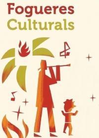 Juegos populares dentro del programa Fogueres Culturals