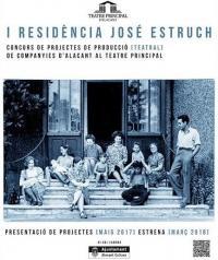 Imagen del concurso de producción teatral José Estruch