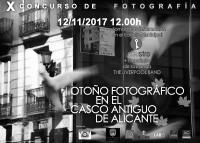 X Otoño fotográfico