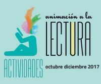 Ilustración de la campaña de Animación lectora de octubre a diciembre de 2017