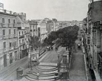 Paseo de Méndez Núñez. Colección Francisco Sánchez