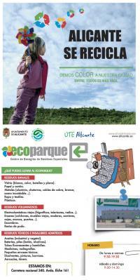 Ecoparque y Ecopuntos