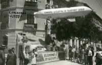 Foguera Calderón de la Barca 1933