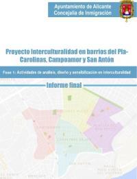 Proyecto Interculturalidad en Barrios