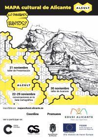 Mapa de la Cultura de Alicante