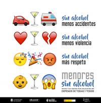 Campaña sin alcohol