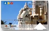 Tarjeta Ciudadana Alicante