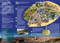 Folleto senderos itinerario ambiental por La Ereta