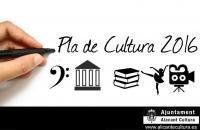 Plan de Cultura 2016