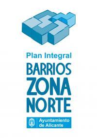 Logotipo Plan Integral Barrios Zona Norte