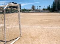 Vista camp de futbol