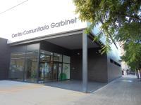 Panorámica exterior del centro de mayores Garbinet