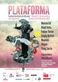 Festival del Rock de Alicante - Plataforma