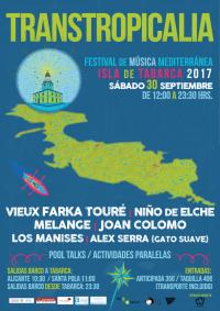 II Festival de Música mediterránea de Tabarca