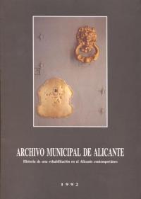 Portada del Libro del Archivo