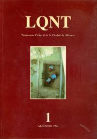 Imagen LQNT 1. Patrimonio Cultural de la Ciudad de Alicante