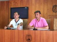 Víctor Domínguez Concejal de Medio Ambiente