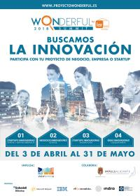 Concurso de Innovación 'Wonderful'