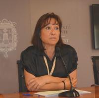 María Ángeles Goitia, concejala de Acción Social