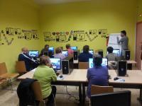 Sesión aula innovación Plaza de Argel