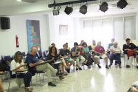 reunión Edusi dia 9 de julio de 2018