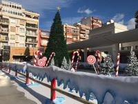 Atracciones navideñas en Plaza Séneca hasta el 7 de enero del 2018