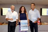 La concejala Dolores Padilla presenta las IX Jornadas de Gobiernos Locales junto a Javier Morales