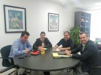 Reunión UTE Alicante Concejalía de Medio Ambiente y Limpieza Viaria